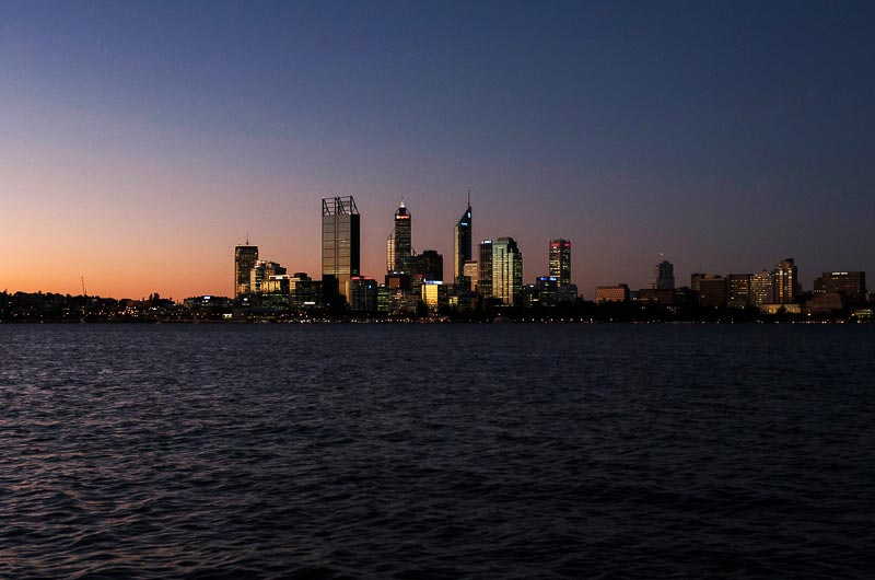 perth wedding photographer south perth wedding image of perth city skyline