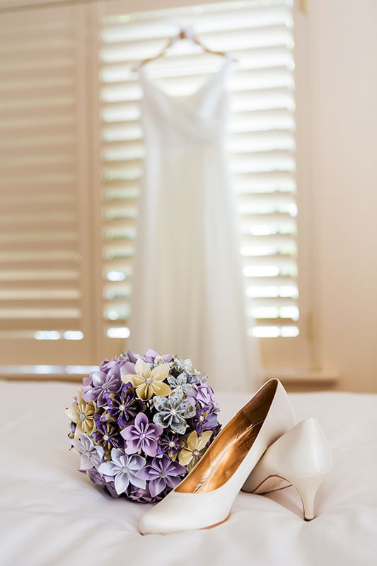 perth wedding photographer perth wedding image of wedding dress, flowers and shoes
