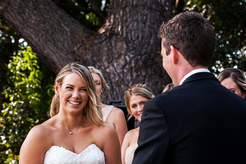 wedding photographer perth kings park wedding image of bride