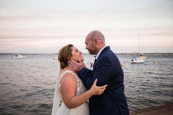 Acqua Viva On The Swan Wedding | Wedding Photographer Perth | Samantha & Sean