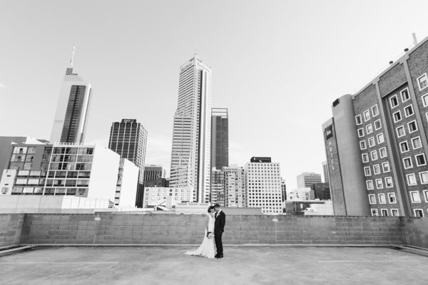 Flour Factory Wedding | Wolf Lane Perth City Wedding | Michelle & Stephen