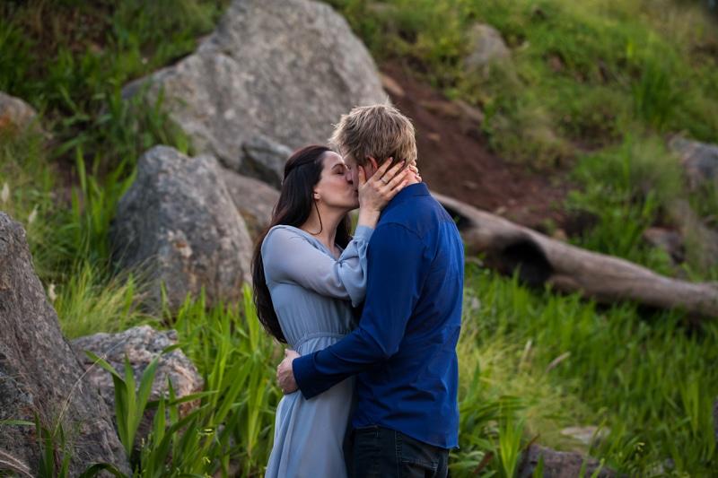 bells rapids engagement shoot perth engagement shoot perth wedding photographer image of couple at bells rapids