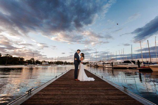 Matilda Bay Wedding   Wedding Photographer Perth   Gareth & Juliana