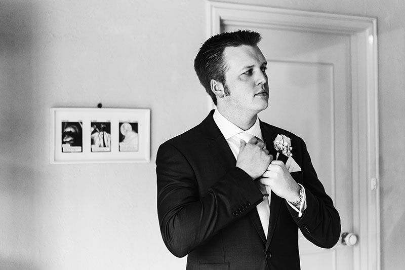 perth wedding photographer perth wedding image of groom getting ready
