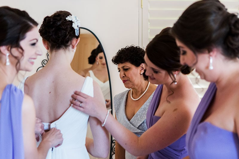 perth wedding photographer perth wedding image of bride getting ready