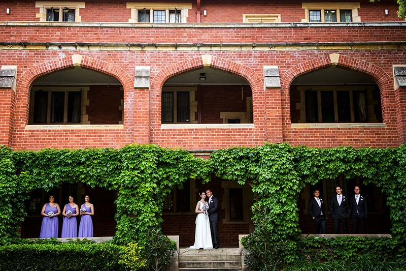 perth wedding photographer perth wedding image of bridal party