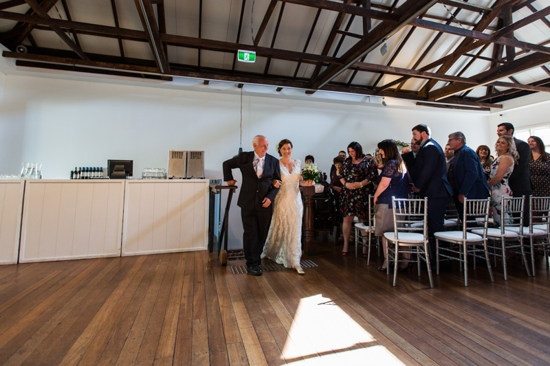 flour factory wedding perth city wedding wolf lane wedding rooftop wedding perth wedding photographer