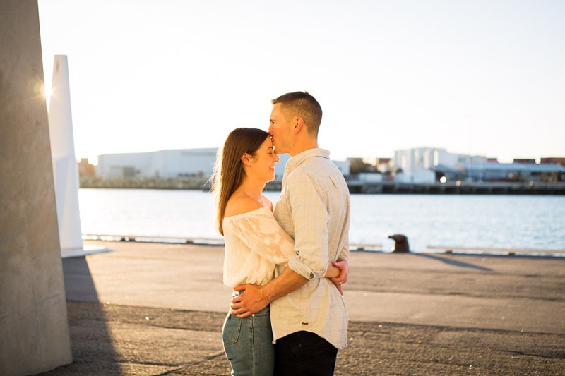 fremantle wedding photographer fremantle engagement photos perth wedding photographer image of fremantle engagement shoot