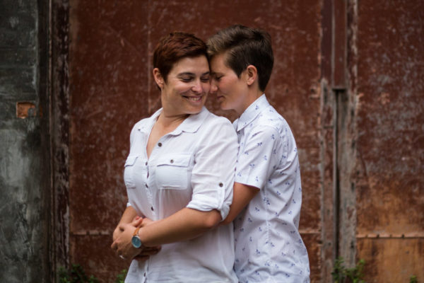 Fremantle Engagement Photos | Same Sex Wedding Photographer Perth | Carla & Robyn