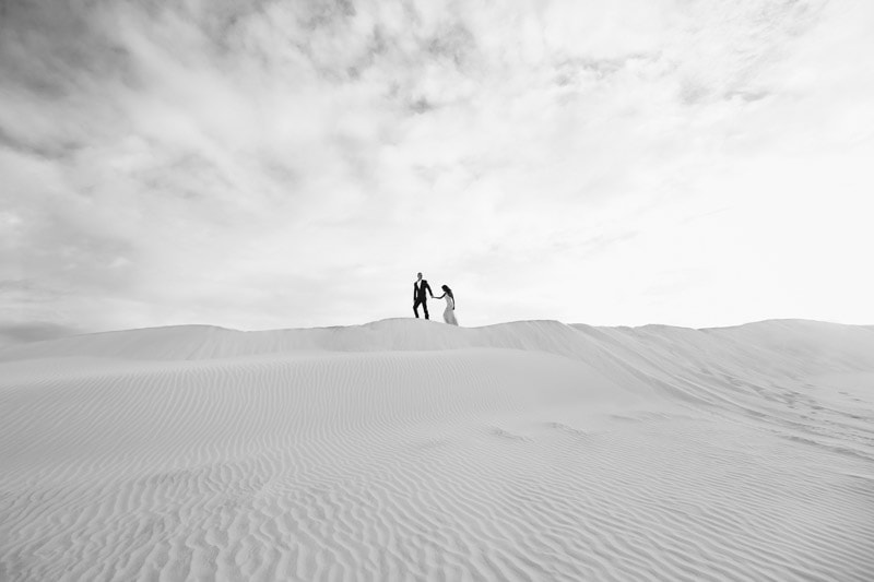 lancelin pre wedding photos perth lancelin engagement shoot wedding photographer perth image of lancelin sand dunes pre wedding photos