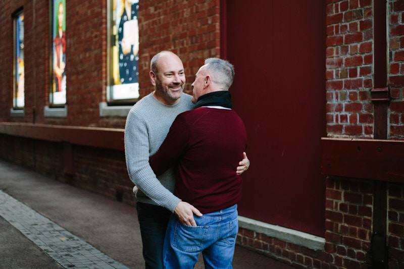 pre wedding photos perth como the treasury wedding wolf lane wedding same sex wedding perth wedding photographer image of same sex wedding