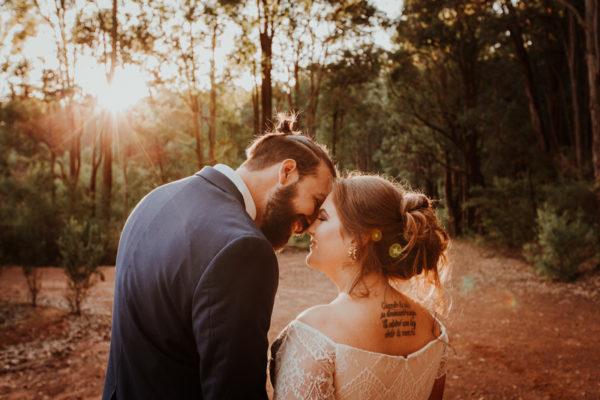 Nanga Bush Camp Wedding Dwellingup | Perth Wedding Photographer | Ashleigh & Matt
