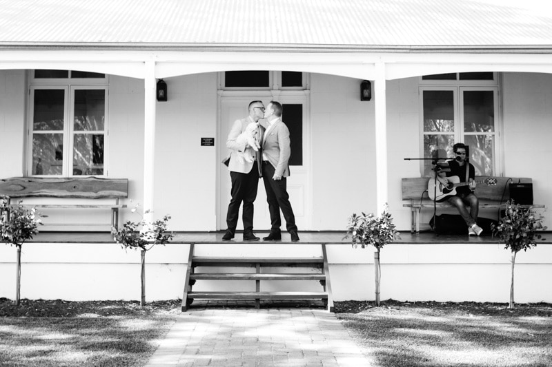 mandoon estate wedding perth same sex wedding swan valley wedding wedding photographer perth image of same sex wedding at mandoon estate