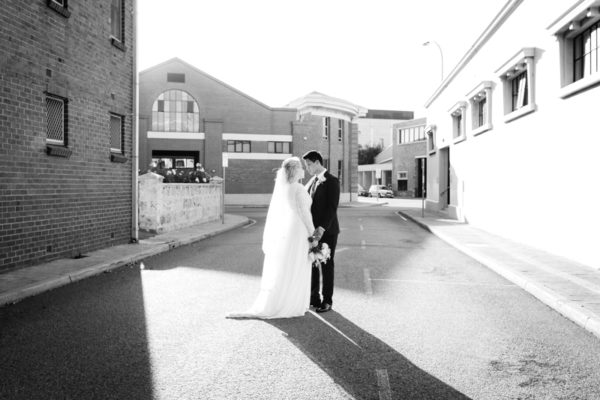 Tradewinds Hotel Wedding Fremantle | Perth Wedding Photography | Georgina & Peter