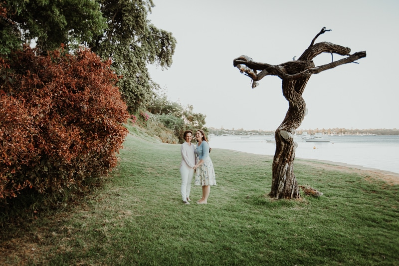 pre wedding photos perth lgbt perth same sex wedding green place reserve engagement shoot images of same sex engagement shoot