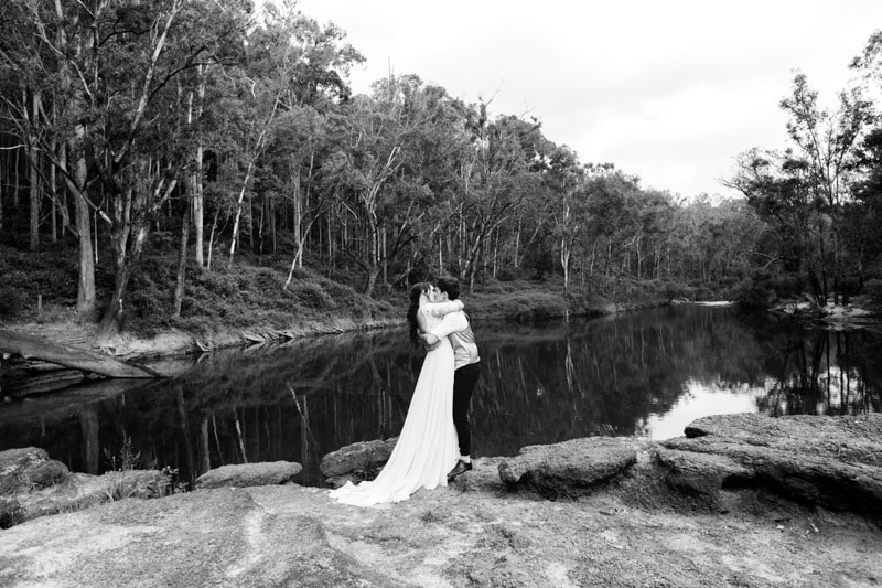 perth same sex wedding nanga bush camp wedding dwellingup wedding photographer perth image of nanga bush camp wedding