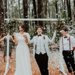 same sex nanga bush camp wedding dwellingup currawong wedding photographer perth image of nanga bush camp wedding