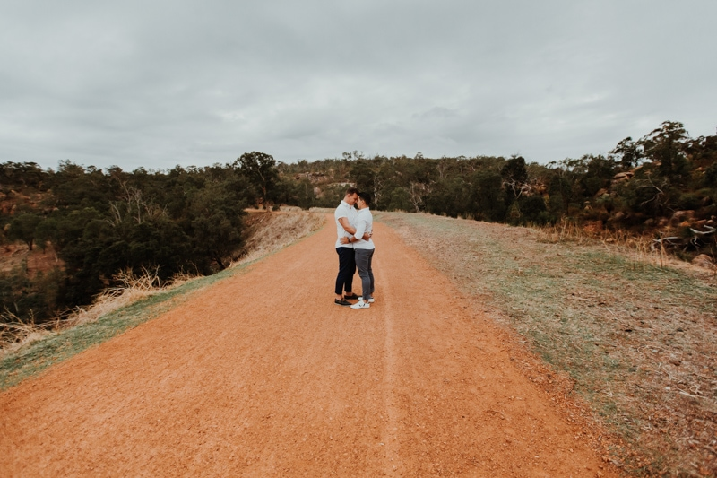 perth wedding photographers same sex wedding photographers perth john forrest national park engagement shoot image of lgbt perth engagement shoot