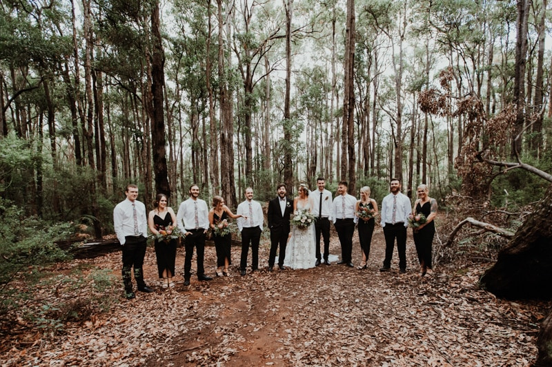 perth forest wedding perth wedding photography nanga bush camp timbarra image of wedding at nanga bush camp in dwelling