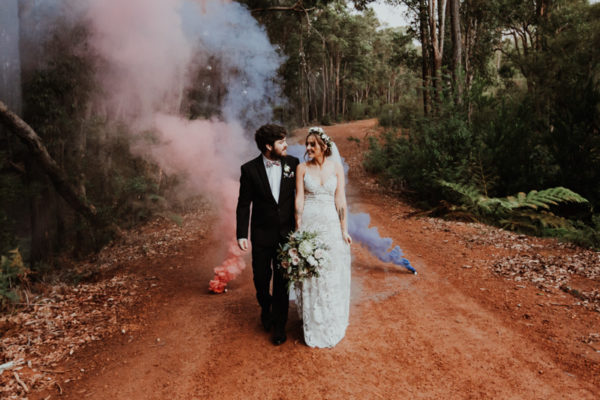 Perth Forest Wedding | Perth Wedding Photography | Nanga Bush Camp