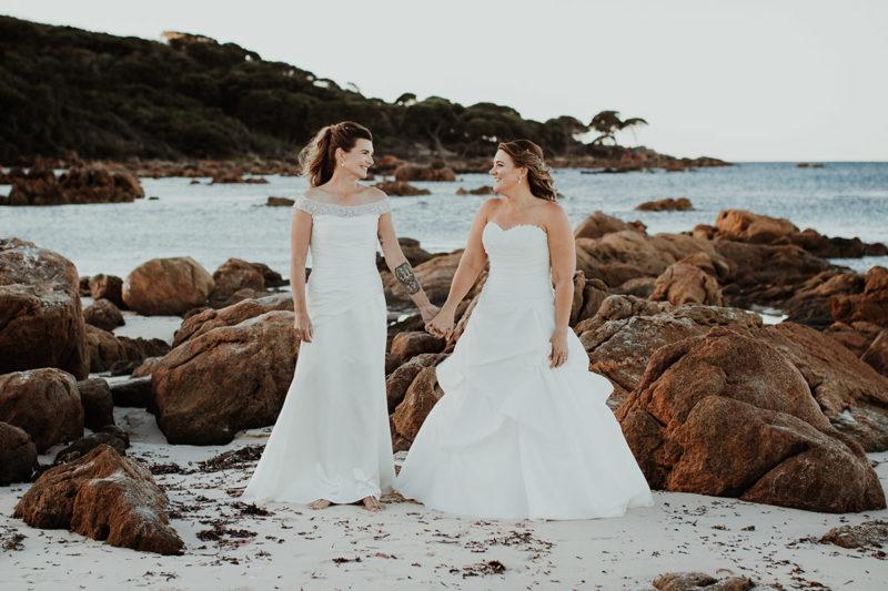 Queenstown Same Sex Wedding Photographer   LGBT Wedding