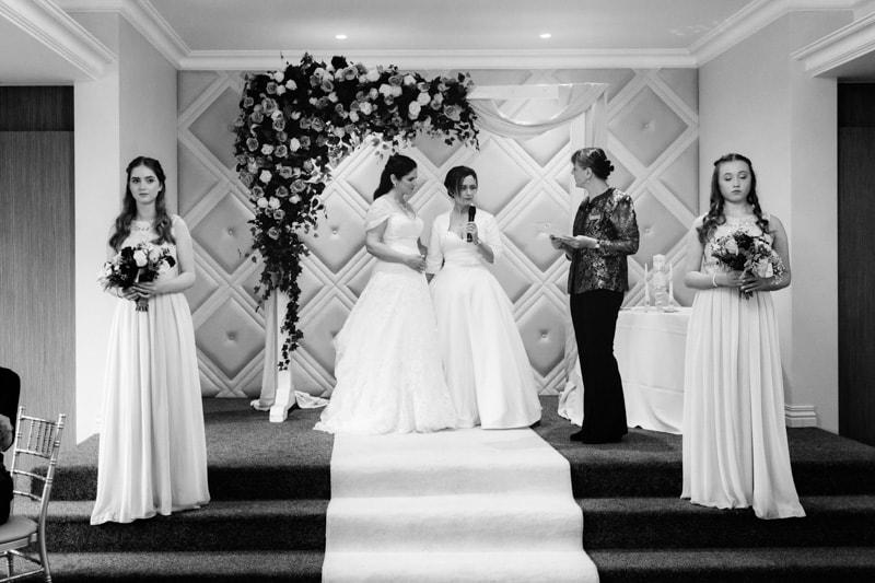 caversham house wedding perth same sex wedding swan valley wedding image of same sex wedding at caversham house