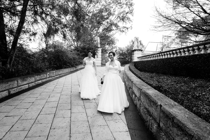 caversham house wedding perth same sex wedding swan valley wedding image of same sex wedding at caversham house